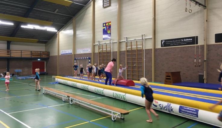 Bestuur Gymnastiek
