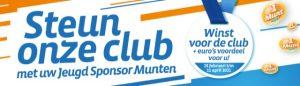 Jeugd sponsor actie